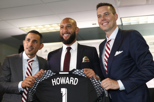 MLS Rapids Howard Soccer