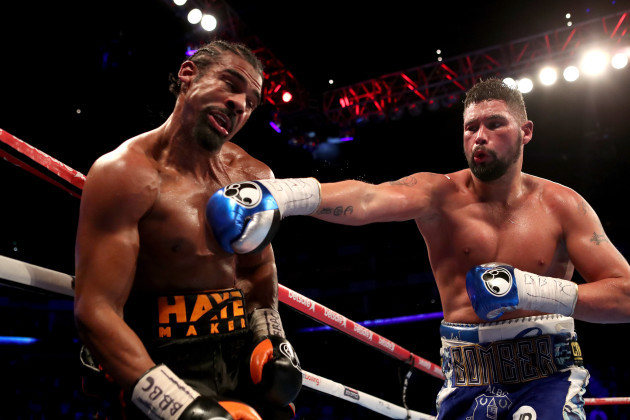 David Haye v Tony Bellew - The O2