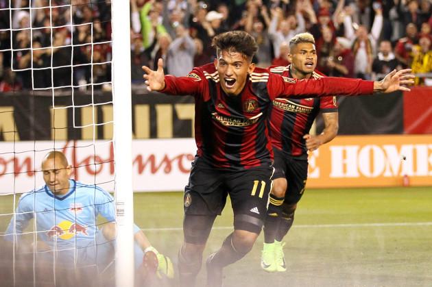 MLS Red Bulls United FC Soccer