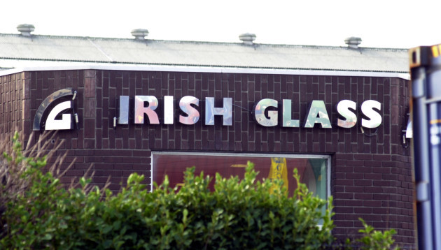 ARDAGH GLASS BOTTLE PLANT JOB LOSSES IN IRELAND ECOMONY SLOWDOWN