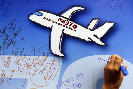 Malaysia Missing Plane Families