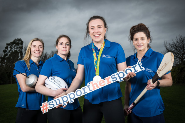 Natalya Coyle, Fiona Coghlan, Annalise Murphy and Mags D'Arcy