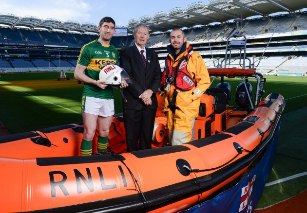 RNLI/GAA Respect the Water Drowning Prevention Partnership Launch