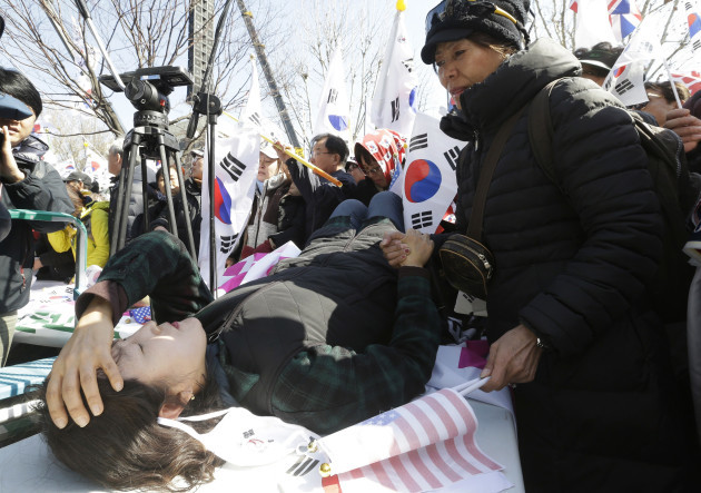 South Korea Politics