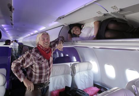 Virgin Airlines Dallas
