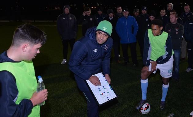 Osam coaching