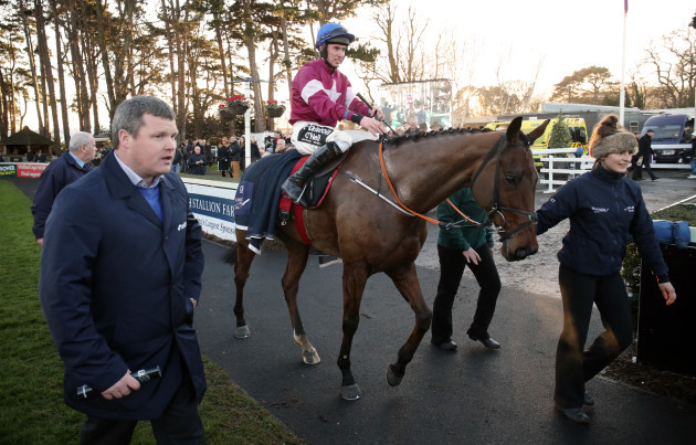 Leopardstown Christmas Festival - Day Three