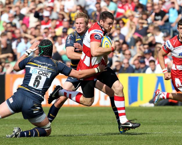 Rugby Union - Aviva Premiership - Worcester v Gloucester - Sixways