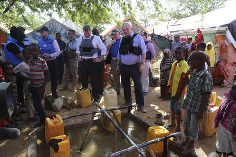Somalia UN Humanitarian Chief