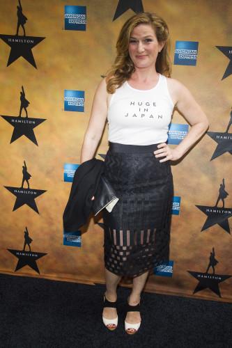 'Hamilton' Broadway Opening Night - New York