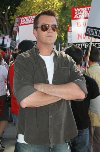 Writers Guild Strike - Los Angeles