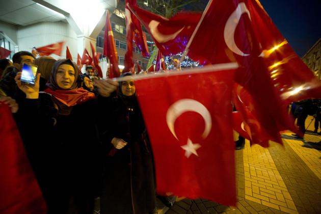 Netherlands Turkey