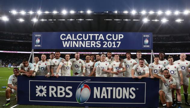 England v Scotland - RBS Six Nations - Twickenham Stadium