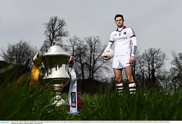 2017 AIB GAA Senior Club Championship Finals Media Day