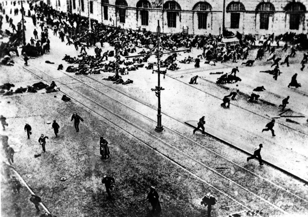 The Russian Revolution: a brief reading guide