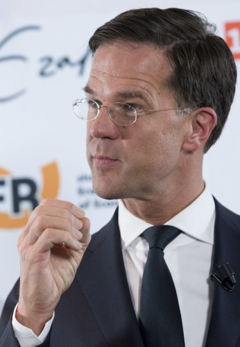 Netherlands Election Rutte