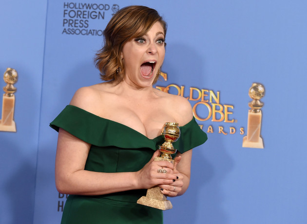 TV-Emmys-Rachel Bloom