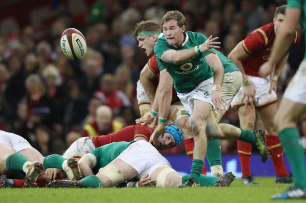 Ireland's Kieran Marmion