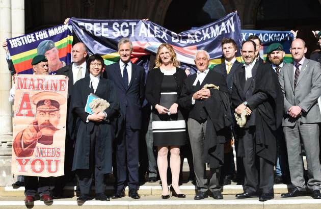 Alexander Blackman court case