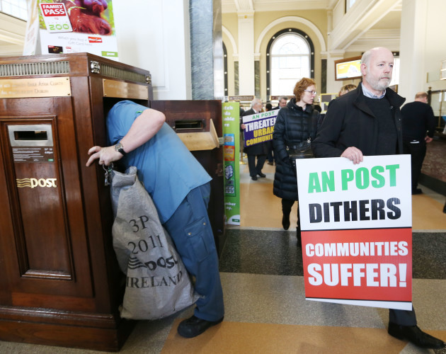 14/3/2017 Postmaster Protest