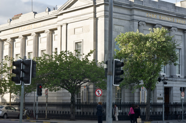 Cork Savings Bank (now part of Trustee Savings Bank)