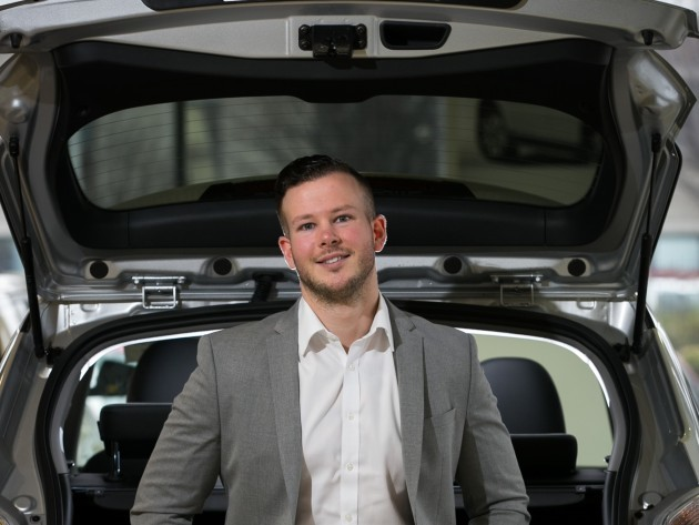 Maurice Sheedy, CEO, jointhefleet.     Picture by Shane O'Neill Photography.