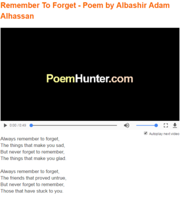 poemhunter