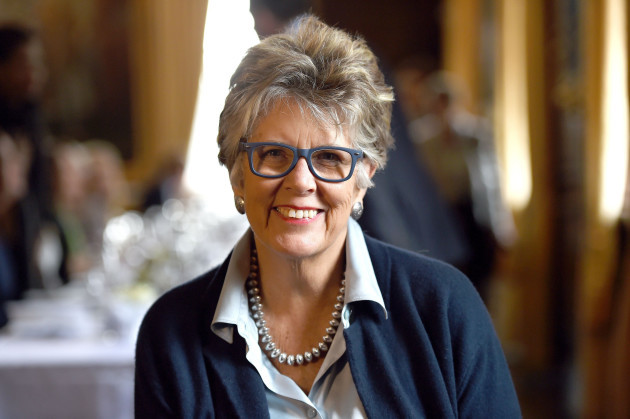 Prue Leith comments