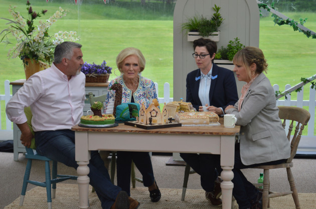 The Great British Bake Off 2016 - episode 8