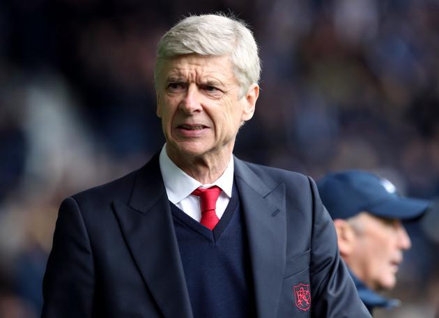 West Bromwich Albion v Arsenal - Premier League - The Hawthorns