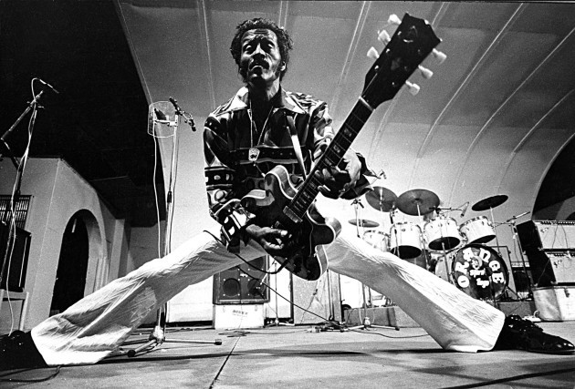 Chuck Berry: Father of Rock 'n' Roll 1926-2017