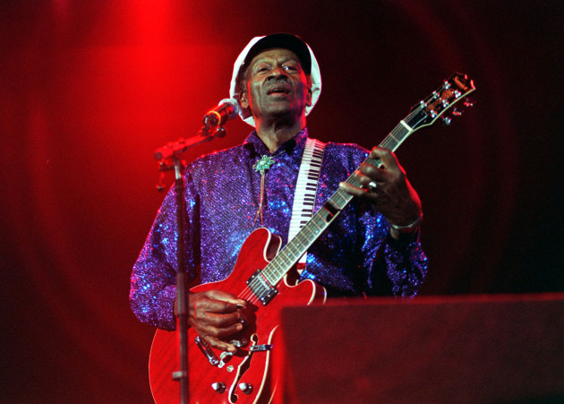 Chuck Berry death
