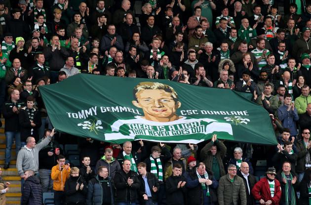 Dundee v Celtic - Ladbrokes Scottish Premiership - Dens Park Stadium