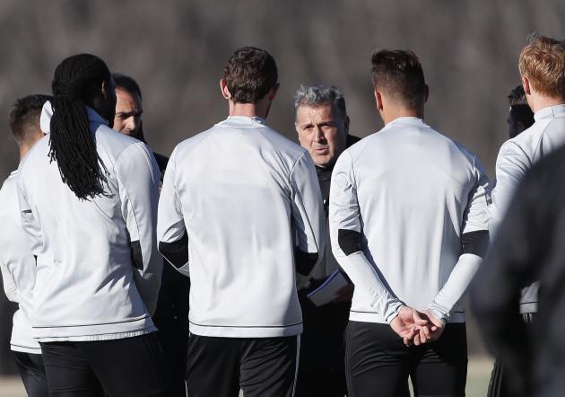 MLS Atlanta United Begins Soccer