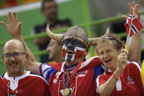 Norway Happy Nation