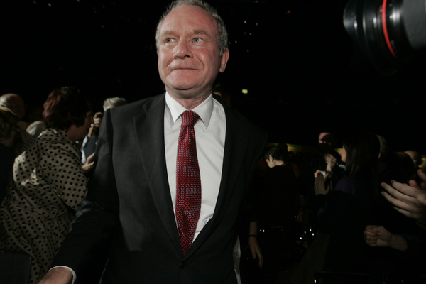 3/11/2011 McGuinness Presidential Campaigns Rallies