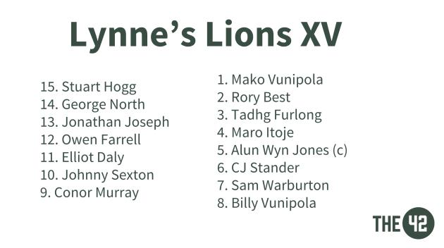 Lynne's Lions