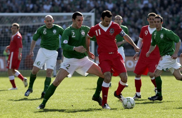 John O'Shea and Ryan Giggs