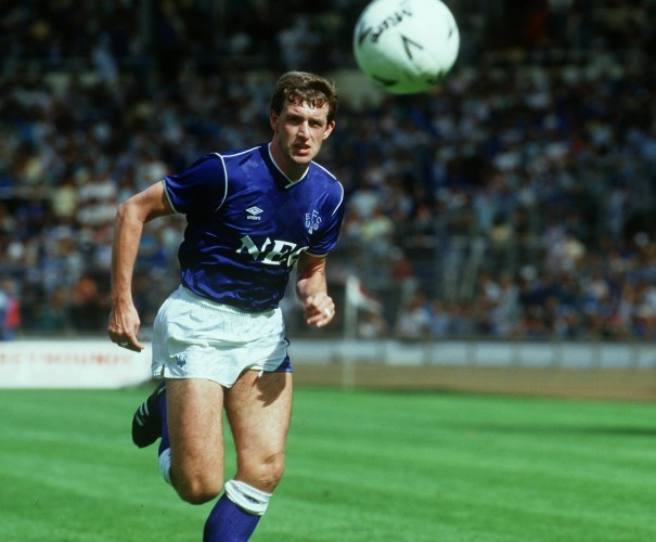 Kevin Sheedy Everton 1987
