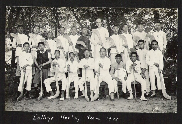 PH2.19.1 Page 19 - College hurling team 1921