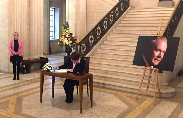 Martin McGuinness death