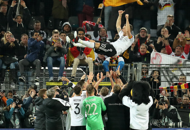 Germany v England - International Friendly - Signal Iduna Park