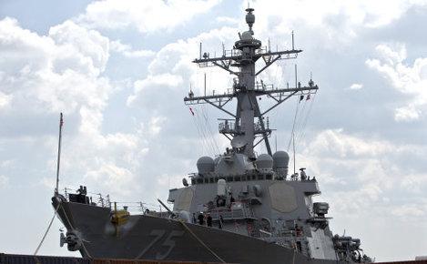 Romania United States Russia Ship