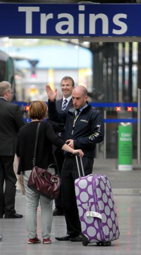 Irish Rail Strike