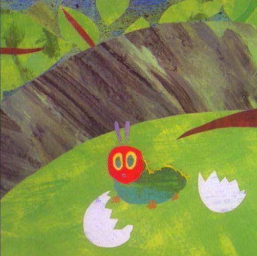 hungry caterpillar egg