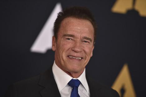 People Arnold Schwarzenegger