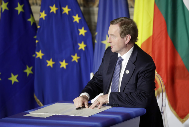 Italy EU Summit