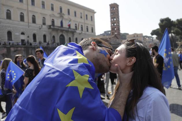 Italy EU Summit March