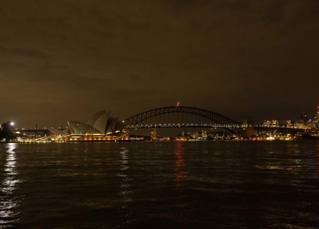 AUSTRALIA-SYDNEY-EARTH HOUR
