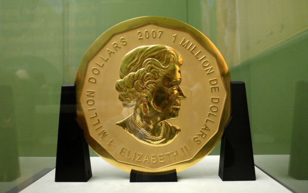 ?width=630&version=3309409 - Gold Bullion Coin Worth $4 Million, Stolen in Berlin Museum Heist